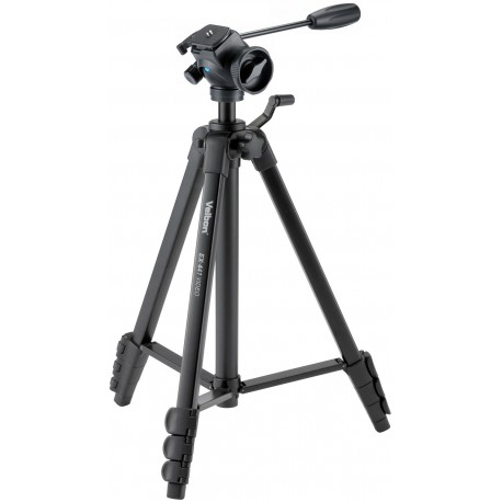 Velbon video statīvs Video EX-447 + FHD-43M