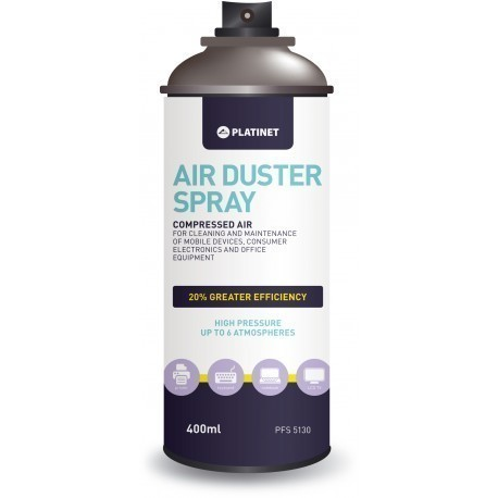 Platinet compressed air PFS5130 400ml