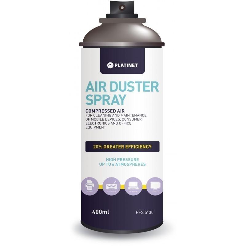 Platinet Freestyle compressed air 400ml PFS5130
