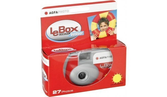 Agfa LeBox Outdoor