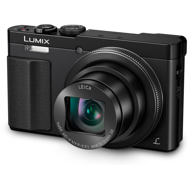 Panasonic Lumix DMC-TZ70, black