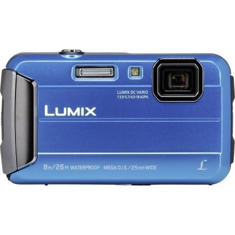Panasonic Lumix DMC-FT30, sinine