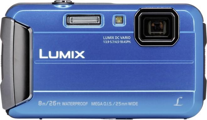 Panasonic Lumix DMC-FT30, синий