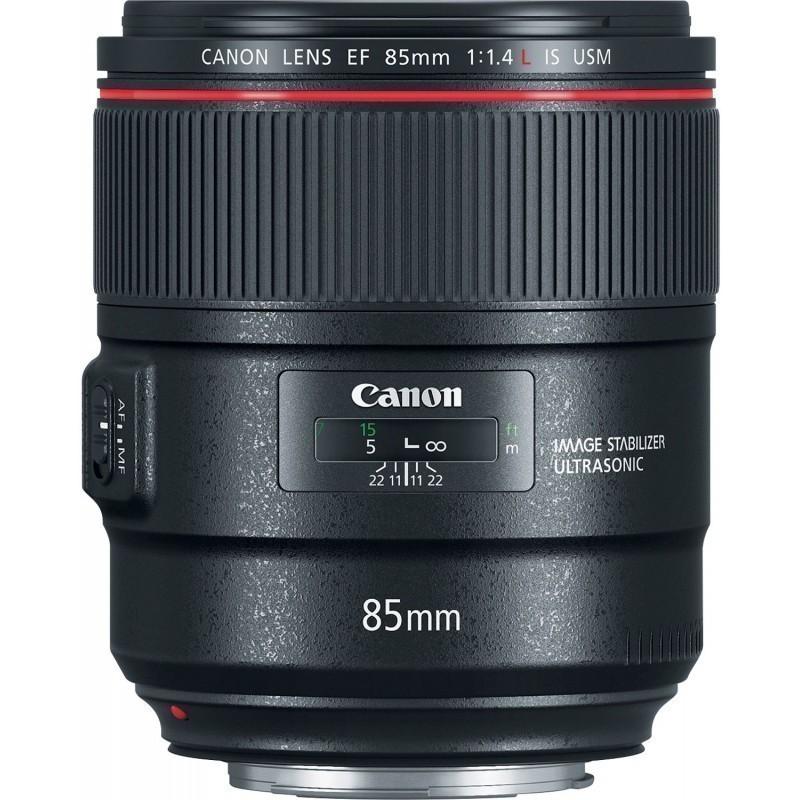 Canon EF 85mm f/1.4L IS USM objektiiv
