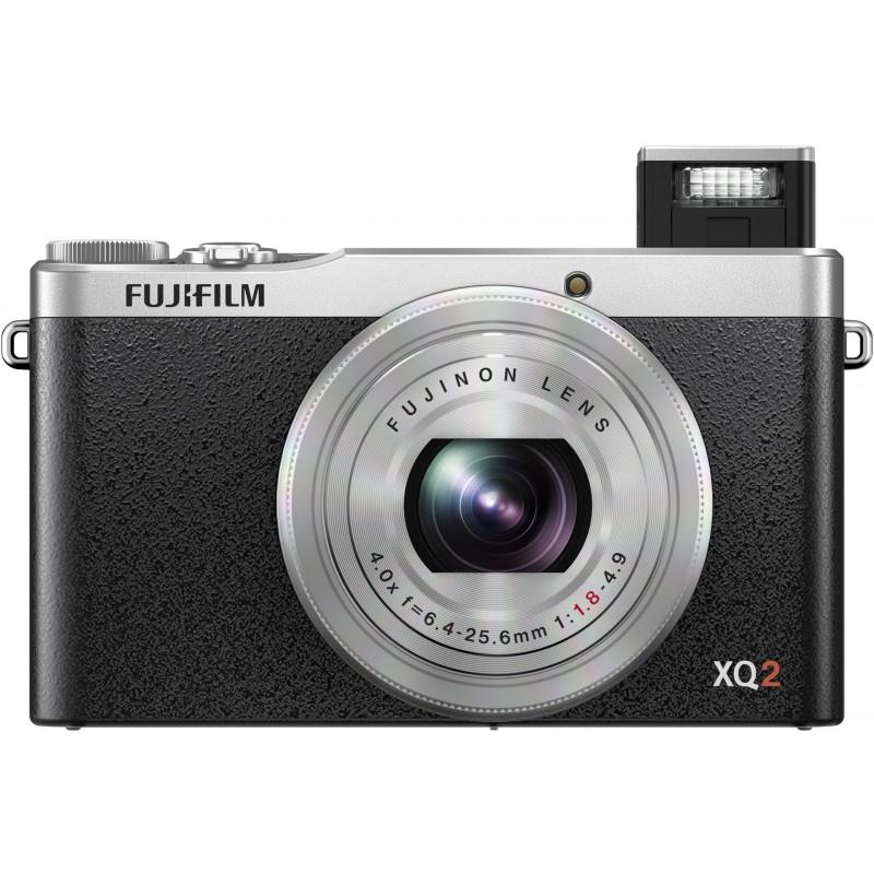 Fujifilm XQ2, hõbedane