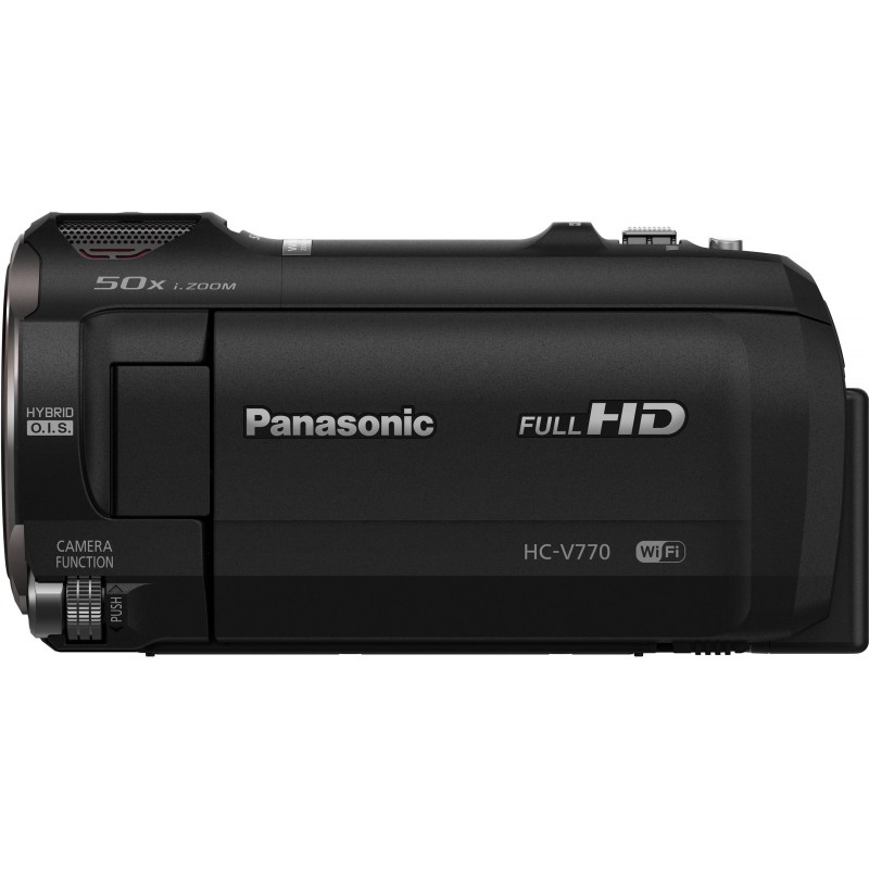 Panasonic HC-V770, must
