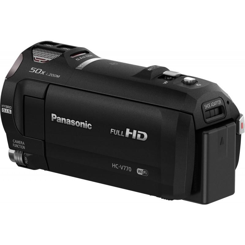 Panasonic HC-V770, black
