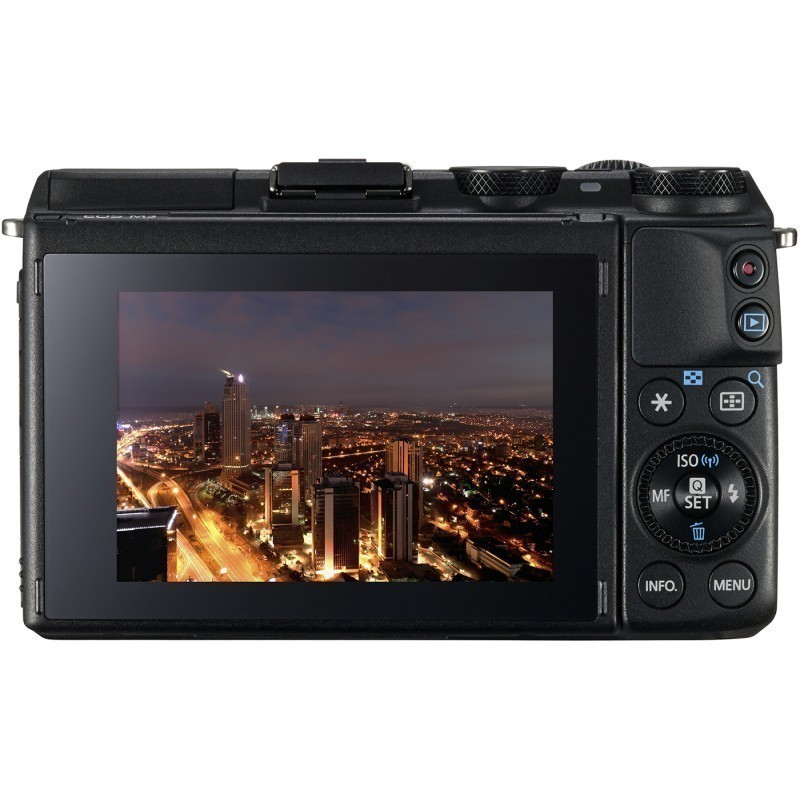 Canon EOS M3 + 18-55 IS STM Kit