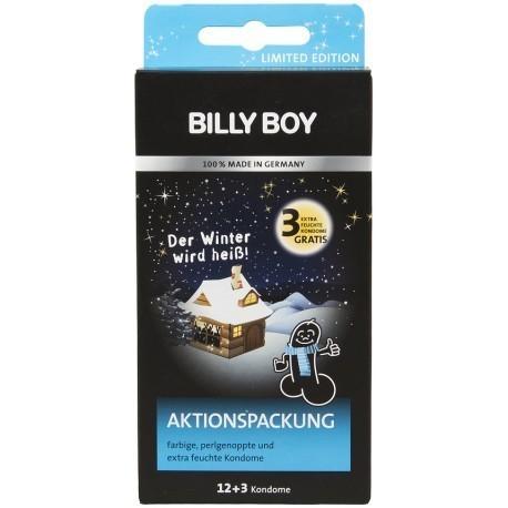 Billy Boy kondoomivalik Kuum Talv 12+3
