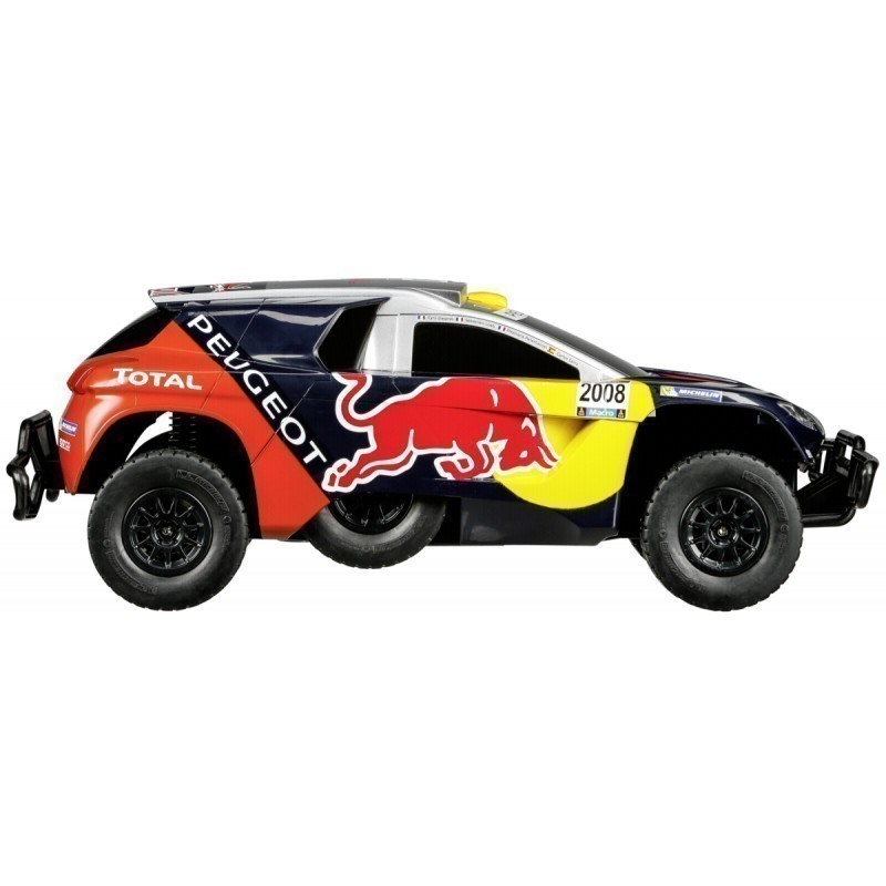 Carrera RC 2,4 GHz 1:16 Peugeot 08 Red Bull DKR 16 - RC cars ...