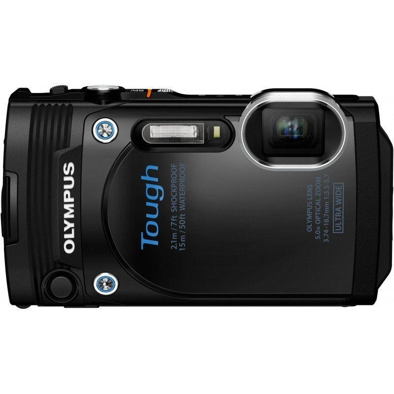 Olympus Stylus Tough TG-860, must