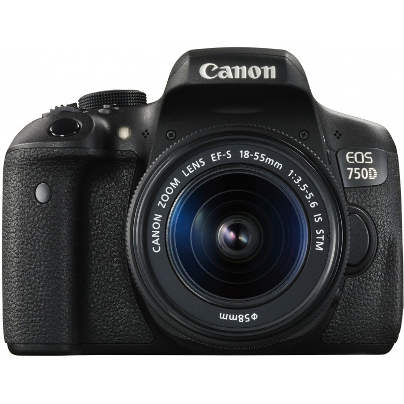 Canon EOS 750D + 18-55мм IS STM Kit