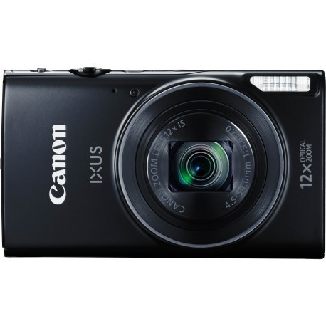 Canon Digital Ixus 275 HS, black