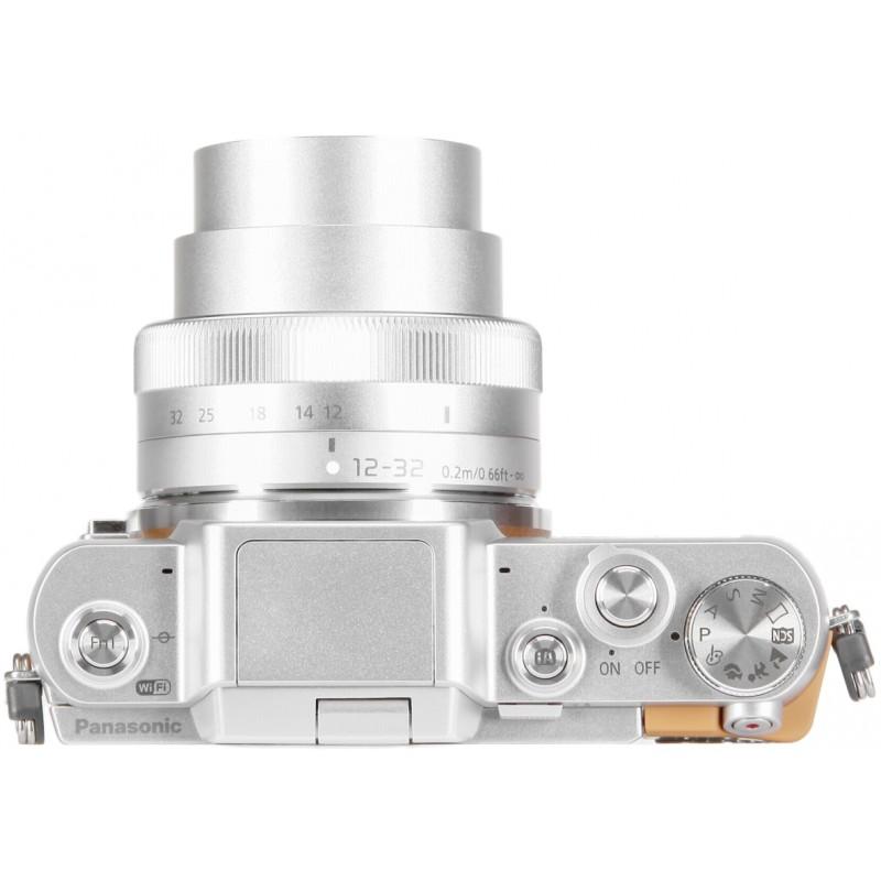 Panasonic Lumix DMC-GF7 + 12-32mm Kit, pruun