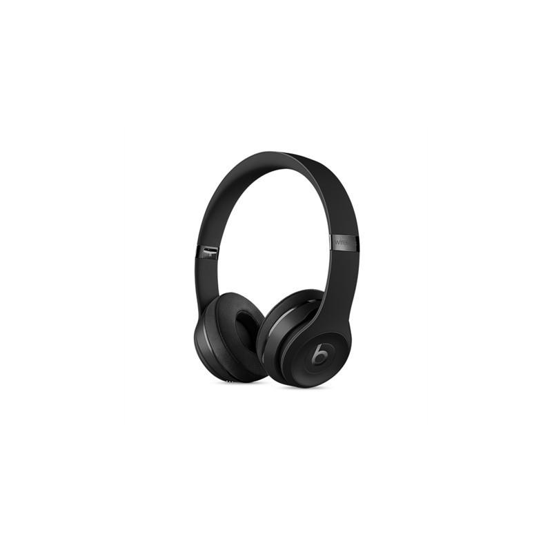 b861cbed7408 Beats Solo3 Wireless On-Ear Headphones - Matte Black - Headphones ...