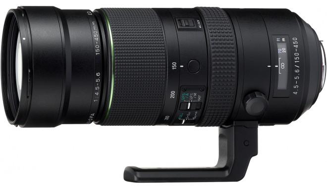 HD Pentax D-FA 150-450mm f/4.5-5.6 ED DC AW objektiiv