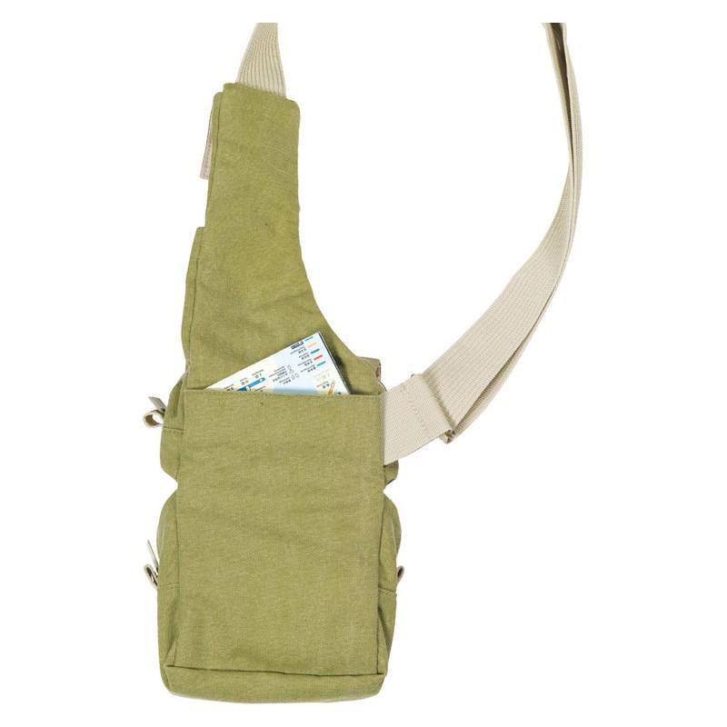 National Geographic Small Sling Bag, khaki (NG4568) - Camera bags ...
