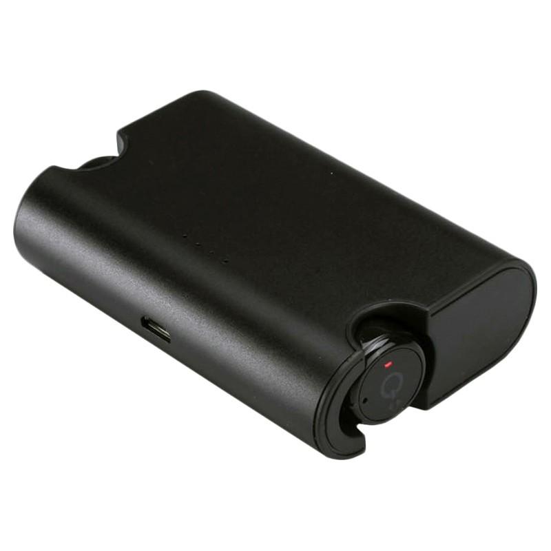Platinet kõrvaklapid + mikrofon Bluetooth Sport PM1080, must (43892)