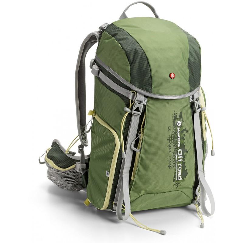 Manfrotto seljakott Off road Hiker 30L, roheline