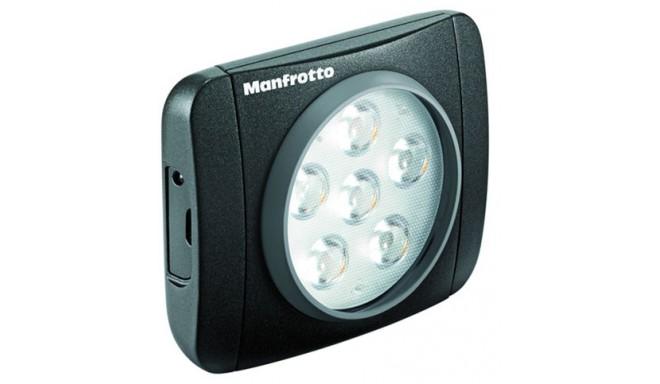 Manfrotto videovalgusti Lumimuse 6 LED
