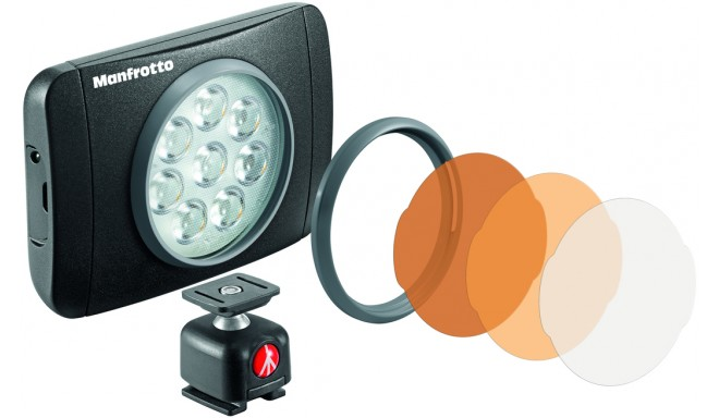 Manfrotto videovalgusti Lumimuse 8 LED Light