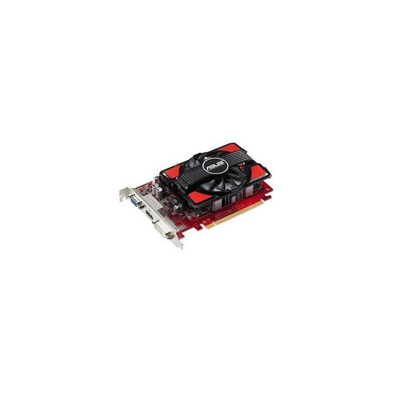 Graphics Card | ASUS | AMD Radeon R7 250 | 1 GB | 128 bit | PCIE 3 0 16x |  GDDR5 | Memory 4600 MHz |