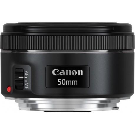 Canon EF 50mm f/1.8 STM objektīvs