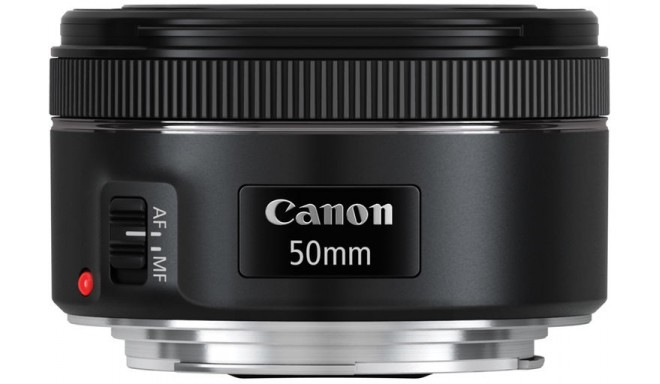 Canon EF 50mm f/1.8 STM objektiiv