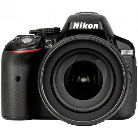 Nikon D5300 Tamron 16 300mm VC PZD