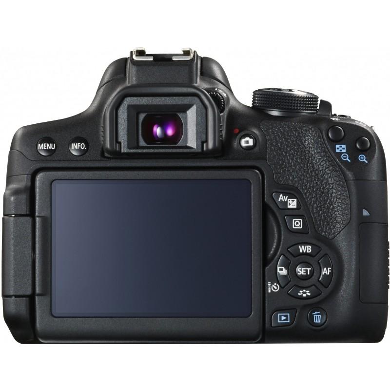 Canon EOS 750D + Tamron 15-30mm VC USD
