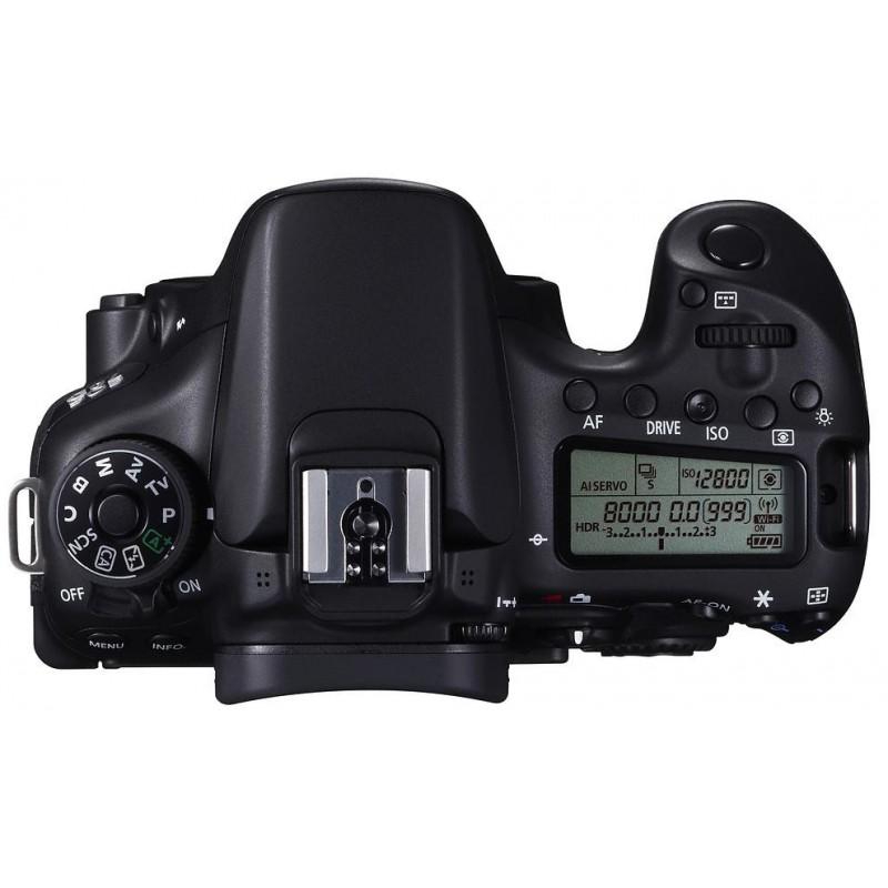 Canon EOS 70D + Tamron 15-30mm VC USD