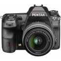 Pentax K-3 II + DA 18-55 WR Kit must