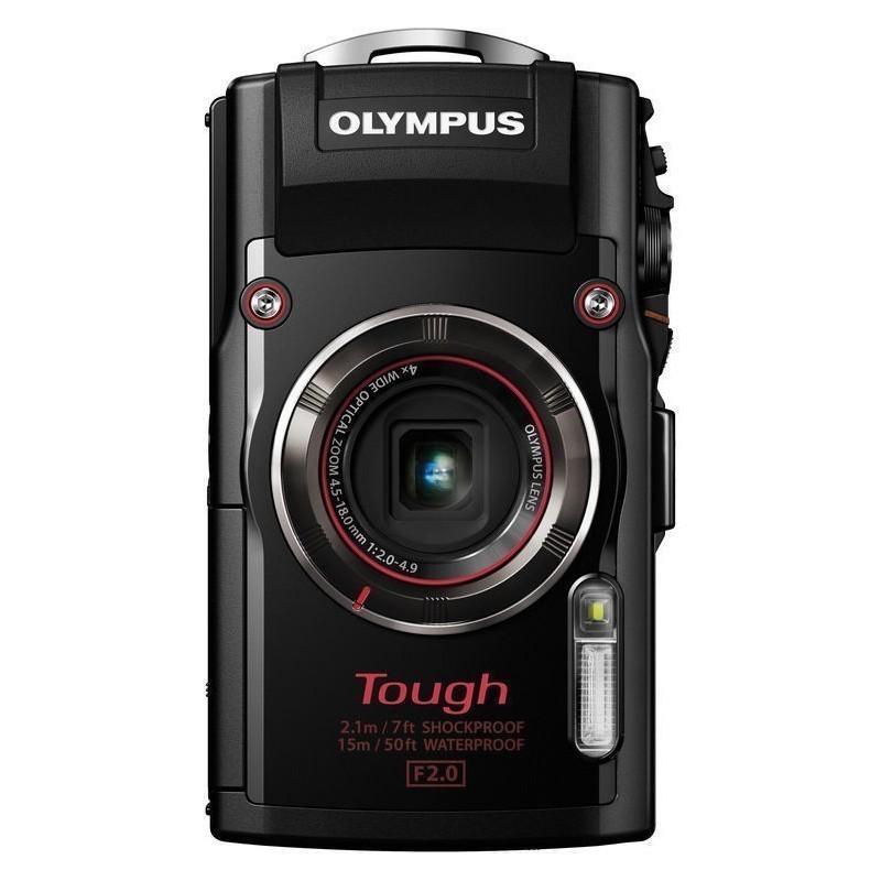 Olympus Stylus TG-4, black
