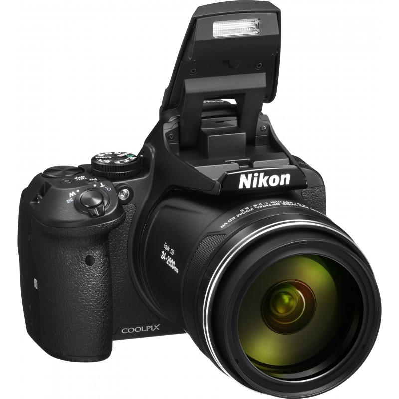 Nikon Coolpix P900, must