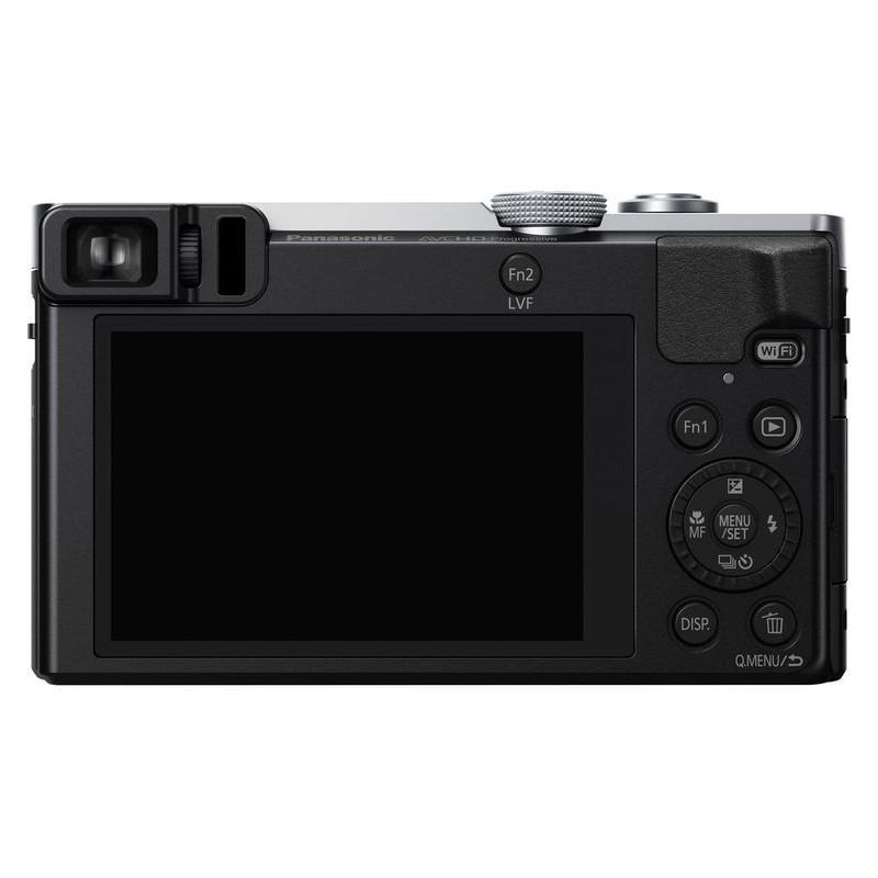 Panasonic Lumix DMC-TZ70, hõbedane