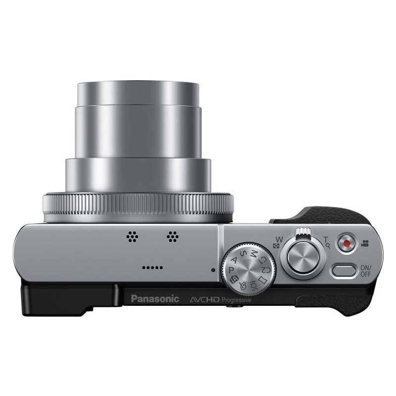 Panasonic Lumix DMC-TZ70, silver