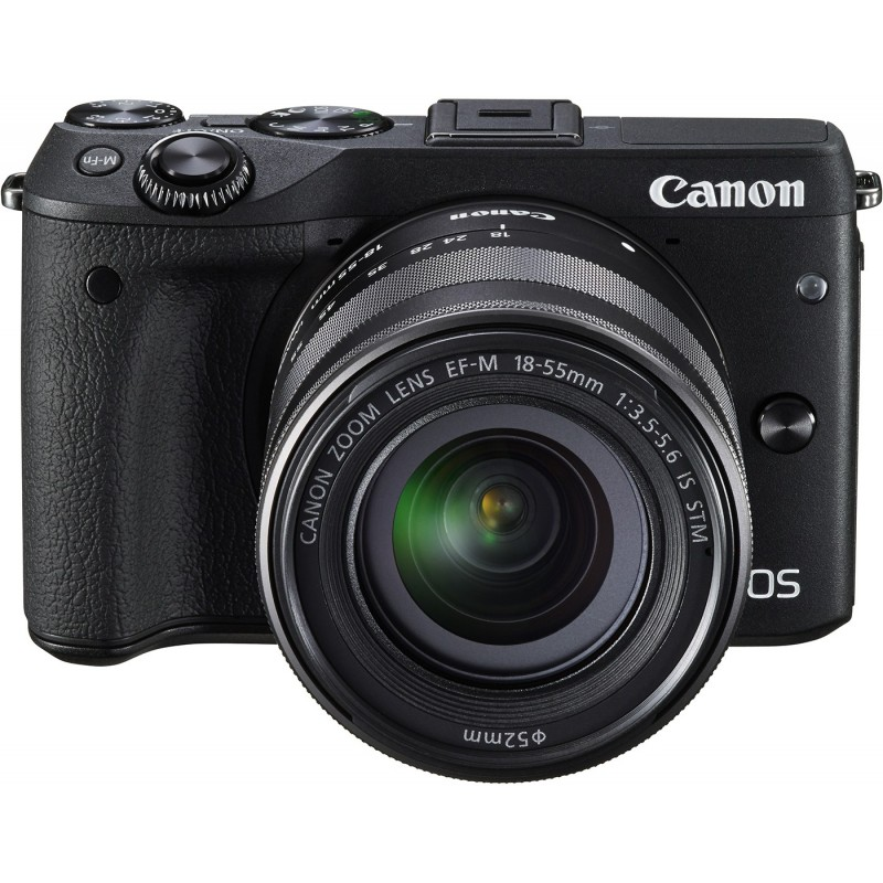 Canon EOS M3 + 18-55мм IS STM + Viewfinder Kit