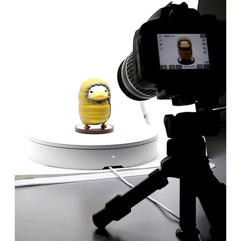 Orangemonkie pöörlev tootepildistuslaud Foldio 360