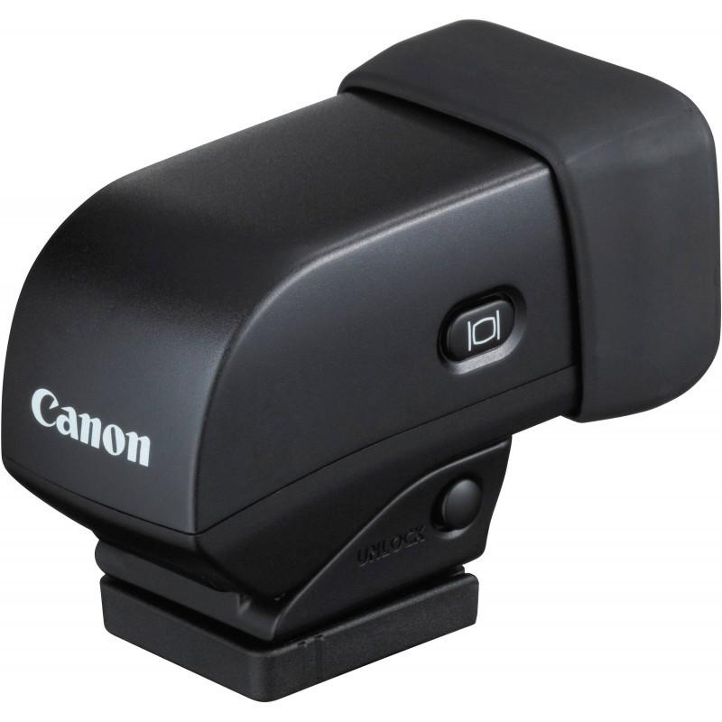 Canon pildiotsija EVF-DC1, must