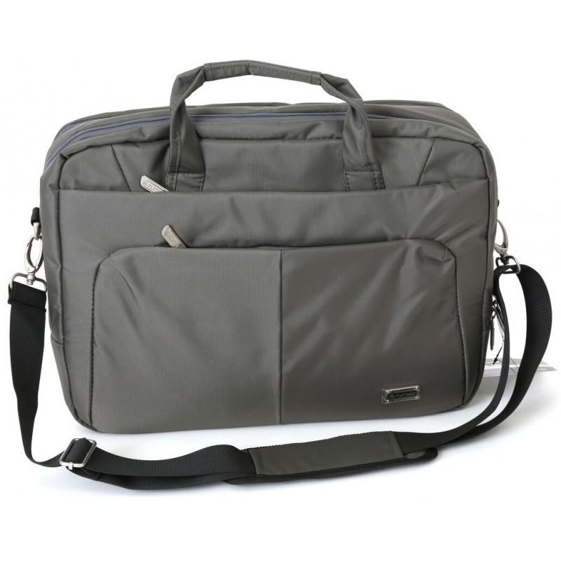 "Platinet laptop bag 15,6"" Liverpool, grey"
