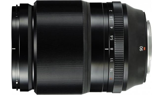 Fujinon XF 90mm f/2 R LM WR objektiiv