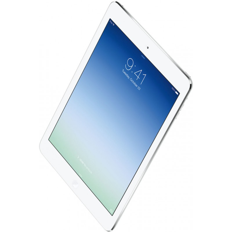apple ipad air 32gb wifi a1474 silver photopoint. Black Bedroom Furniture Sets. Home Design Ideas