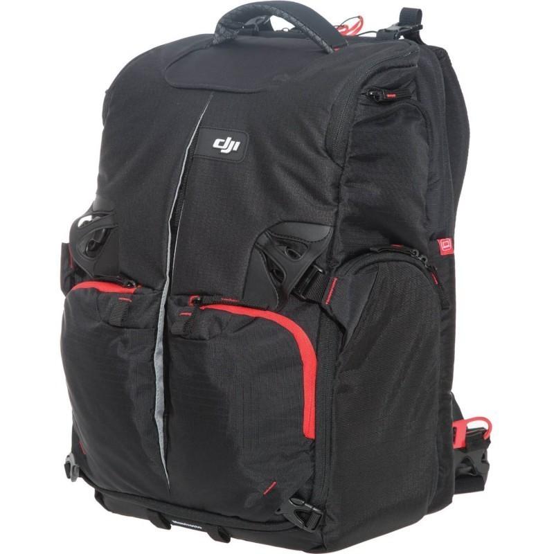 DJI Phantom 3 Manfrotto seljakott (DJI logo)