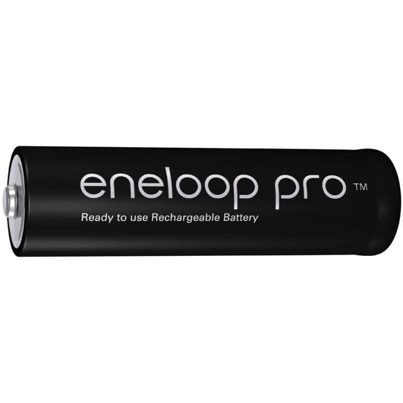 Panasonic eneloop аккумулятор pro AA 2450 4BP