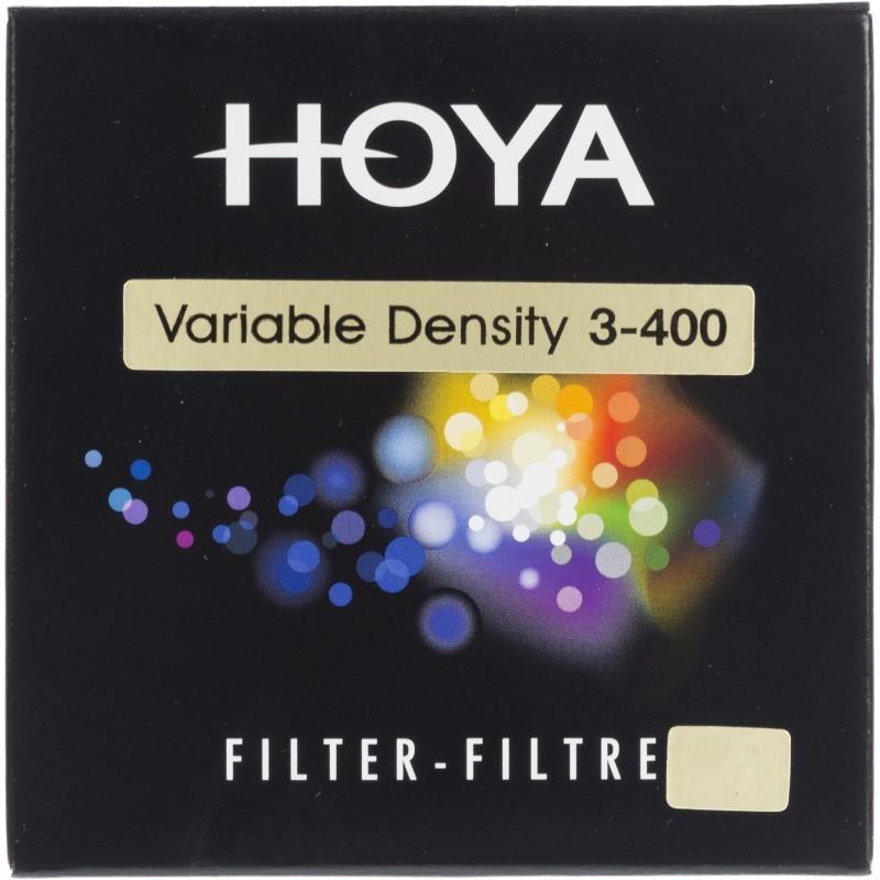 Hoya filter neutraalhall Variable Density 72mm