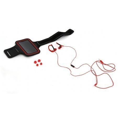Platinet спортивный комплект, красный (42930)