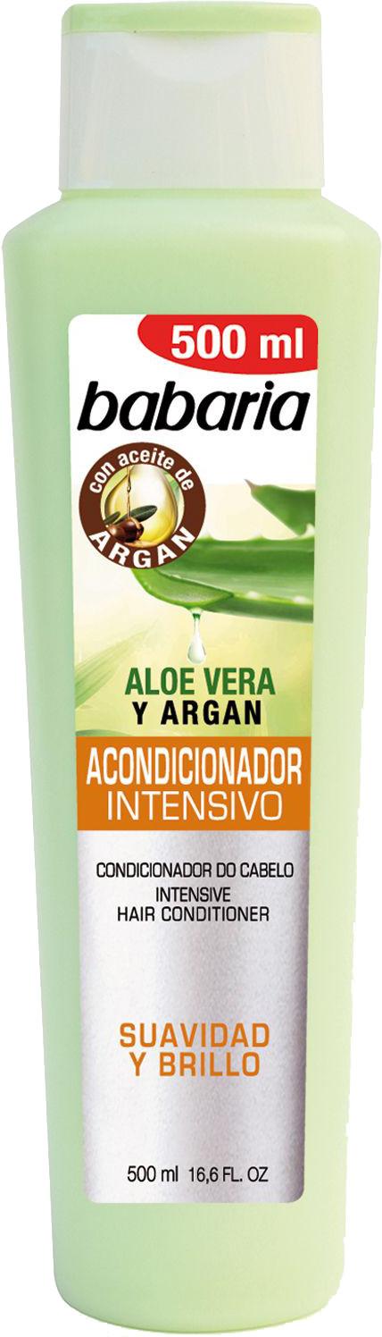 Babaria palsam Aloe Vera & Argan Oil Intensive 50..