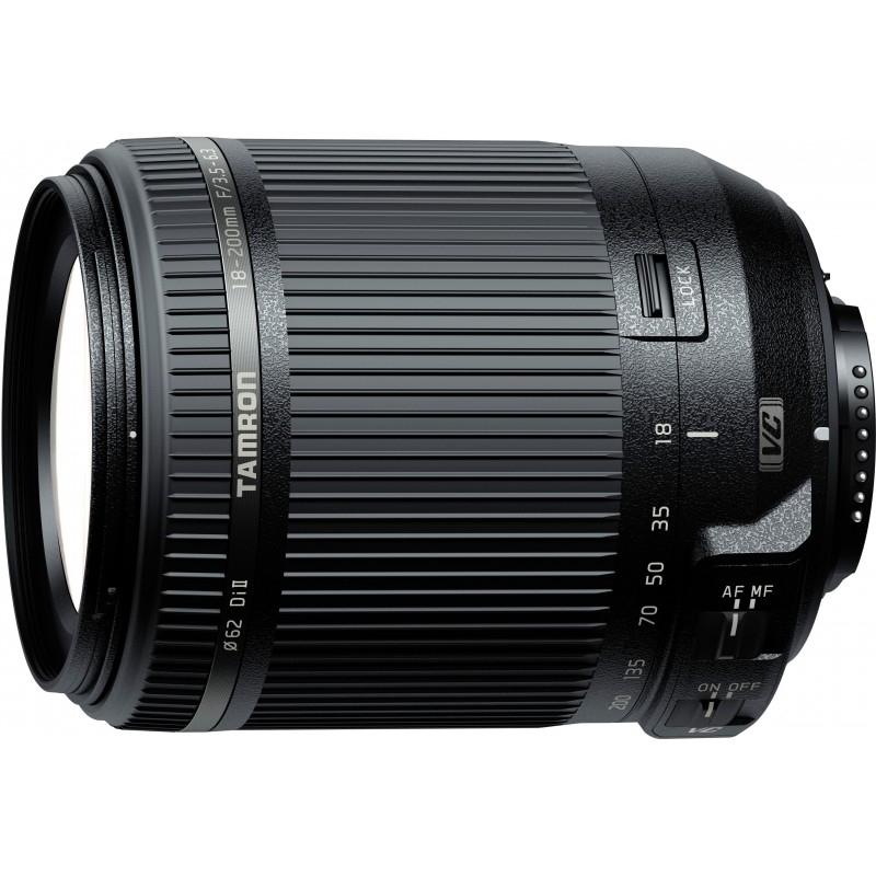 tamron 18 200mm f 3 5 6 3 di ii vc lens for nikon lenses photopoint. Black Bedroom Furniture Sets. Home Design Ideas
