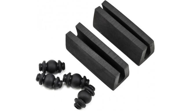 DJI Inspire 1 stabilizatora gumijas amortizatori (Part 42)