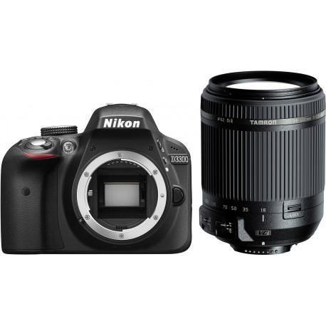 Canon EOS 2000D Tamron 16 300mm VC